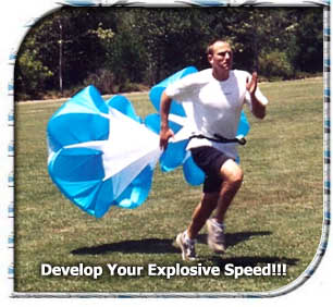 Develop Your Explosive Speed!!!
